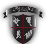 center ice of dupage logo