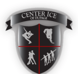 center ice of dupage logo